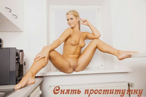 Элэйна - секс со страпоном